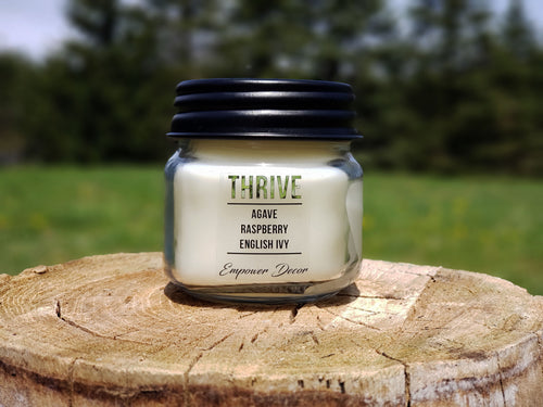 Thrive - Organic Soy Candle