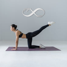 Load image into Gallery viewer, Yoga Infinity Sign
