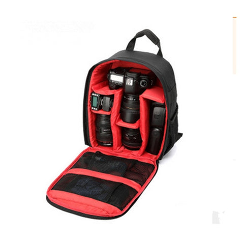 New Polyester Material Outdoor Camera Backpack Slr Camera Case Coloful Waterproof Multi-functional Digital Dslr Camera Video Bag Camera/video Bags Accessories & Parts