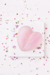 Heart Rose Quartz Gua Sha