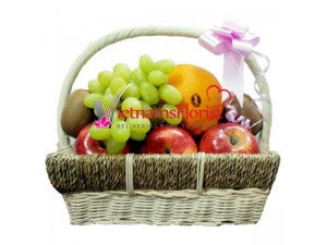 The Basket Of Goodies