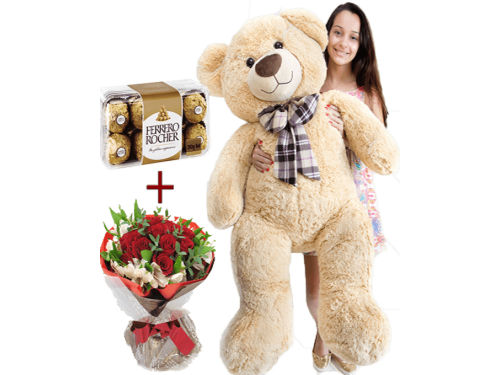 Baby I Love You (1.6m Teddy)