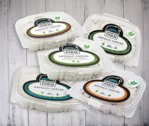 Cross Wind Farm Herbs de Provence Chevre