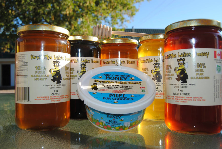 Kawartha Lakes Creamed Honey - 1kg