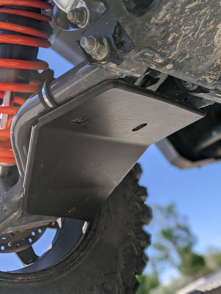 UHMW Arm Guards   |   Polaris General XP 4 1000