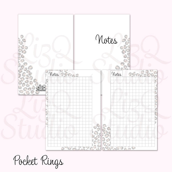 003 Snow Leopard Notes