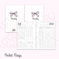 059 Simple Monthly Small MO2P 2021