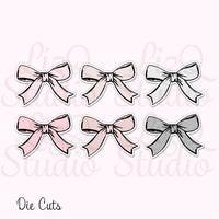 QX-001 Bow Die Cuts