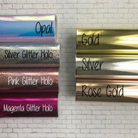 SIDE TAB Bow Divider Vinyls