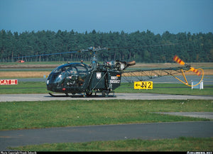 Sud Aviantion SA 318C Alouette II Decals