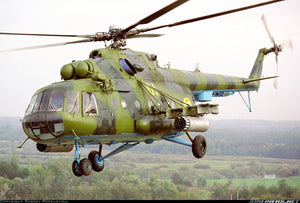 Mil Mi-17 Hip Decals