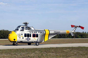 Sikorsky S-55 / H-19 Chickasaw Decals