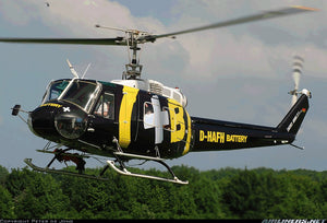 Bell UH-1D Decals