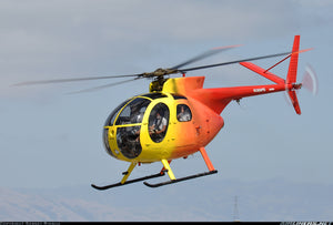 Hughes OH-6A Cayuse Decals