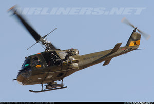 Bell UH-1B Huey Decals