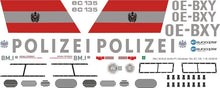 Laden Sie das Bild in den Galerie-Viewer, Eurocopter EC 135 Decals