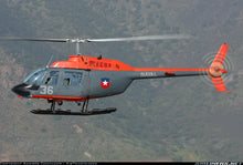 Laden Sie das Bild in den Galerie-Viewer, Bell 206 Jet Ranger Decals