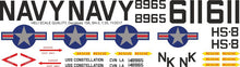 Laden Sie das Bild in den Galerie-Viewer, Sikorsky S-61 Sea King Decals