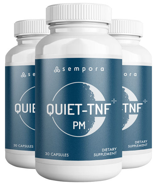 Quiet-TNF PM™ 3 Bottles