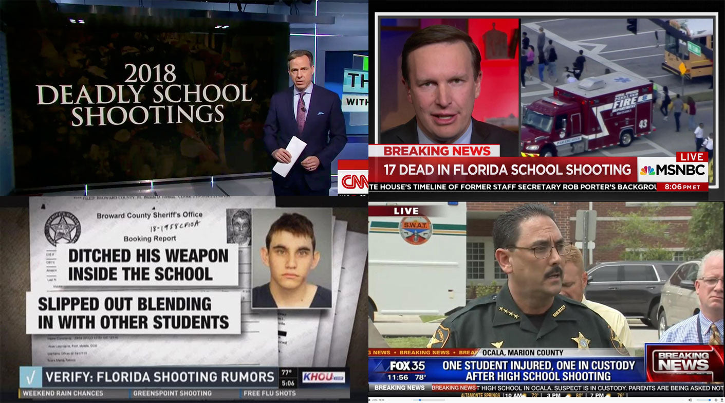 School Shooting News Screenshots