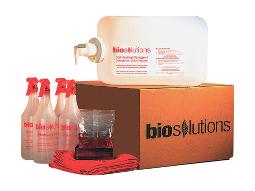 Bio Solutions COVID-19 Disinfectant Kit