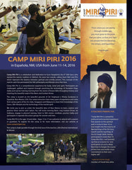 Camp Miri Piri 2016 - Join Us