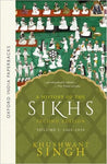 A History of the Sikhs Volume I