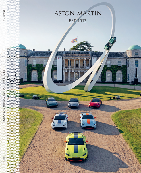 Aston Martin Magazine Issue 43