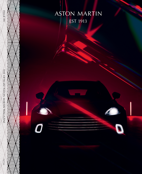 Aston Martin Magazine Issue 44