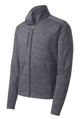Port Authority® Digi Stripe Fleece Jacket