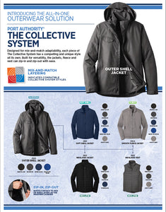 Port Authority ® Collective Outer Shell Jacket