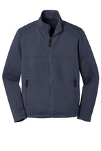 Load image into Gallery viewer, Port Authority ® Collective Smooth Fleece Jacket