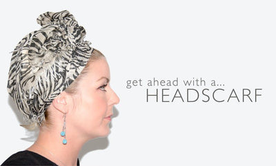 Get Ahead with a Head Scarf