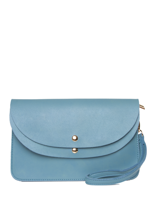 Blue Clutch Bag | Jordan