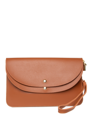 Brown Clutch Bag | Jordan