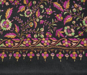 Indian Scarf Black Paldar