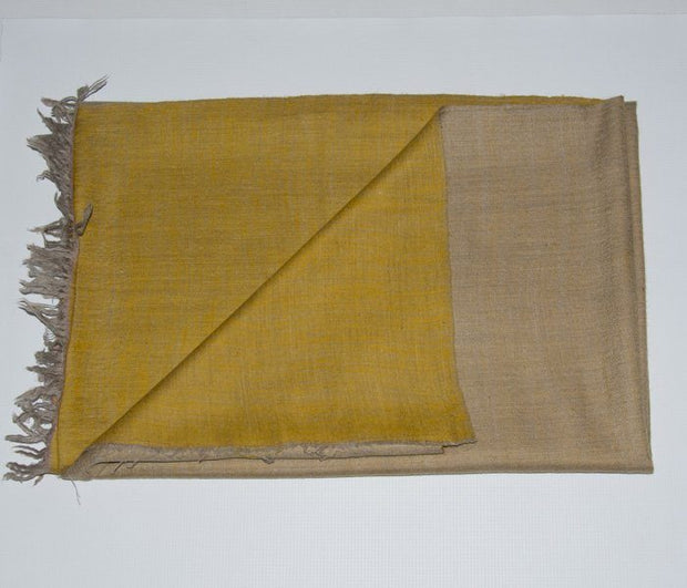 Indian Scarf Gold Jaalidar