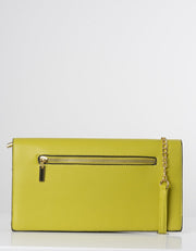 Lime Green Shoulder Bag