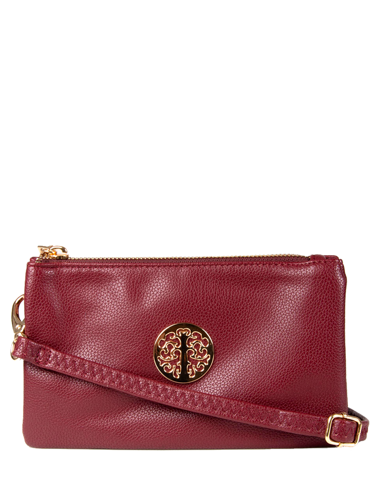Mulberry Clutch Bag | Toni
