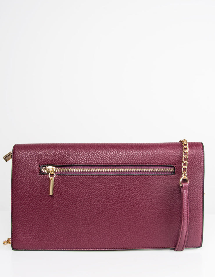 Mulberry Red Shoulder Bag