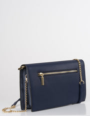 Navy Blue Shoulder Bag