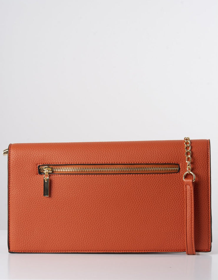 Orange Shoulder Bag