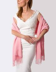 Pink Lady Wedding Pashmina