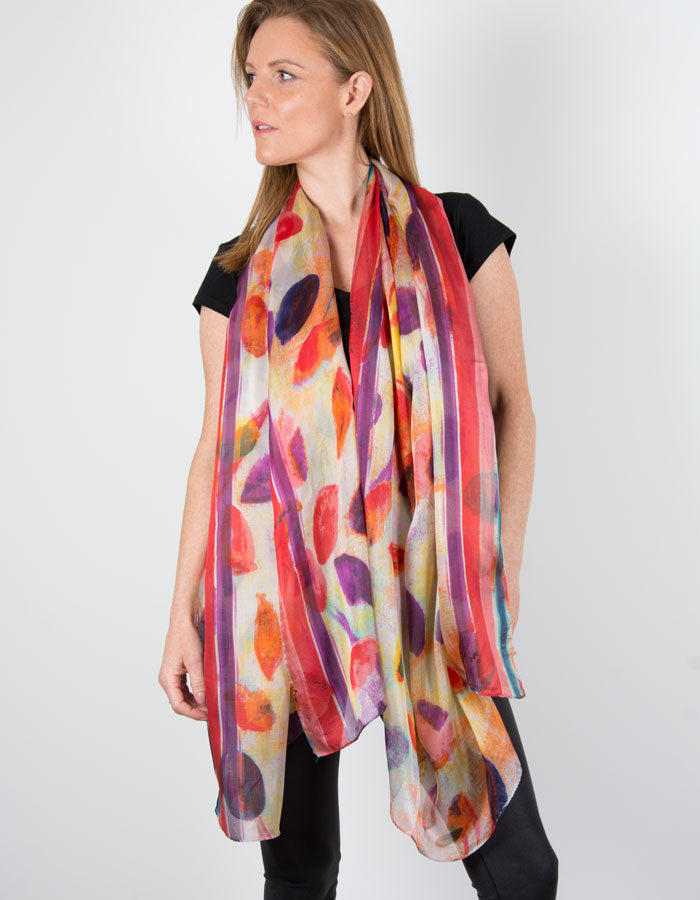 pastel-pink-teal-red-floral-print-pure-silk-scarf