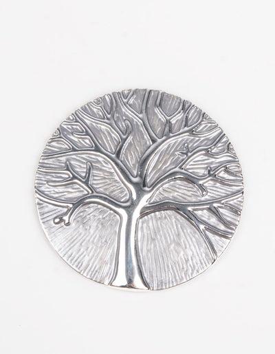 Brooch | Tree of Life | Silver