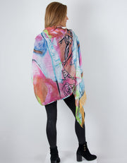 an image showing a Multi Coloured Scarf