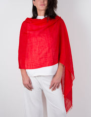 Red Wedding Shawl | number 37