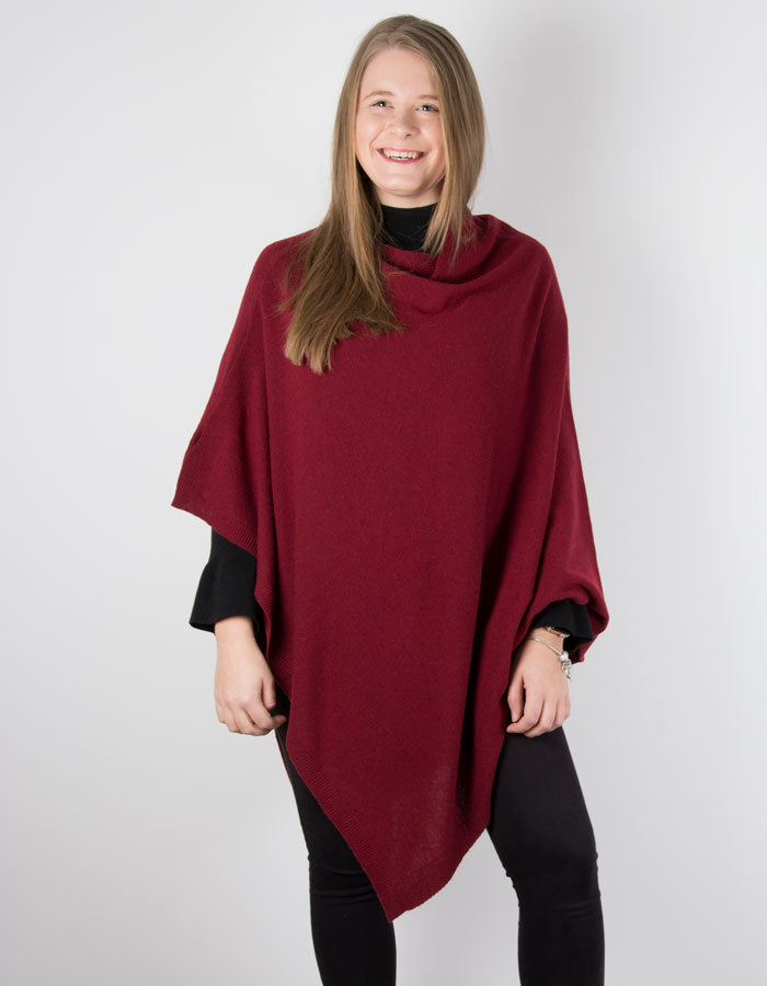 an image showing a mulberry poncho