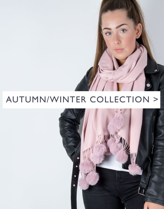 an image showing an autumn or winter scarf