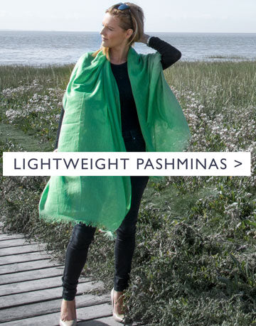 an image showing a lightweight pashmina